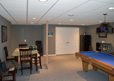 Basement Finishing Picture